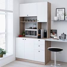 small kitchen cabinets walmart living skog pantry kitchen storage cabinet large white