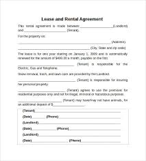 sample tenancy agreements pent house rental agreement free pdf
