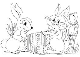 coloring pages online for adults free printable rabbit ear