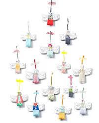 hipster stork plush ornament hanging angel easter ornament