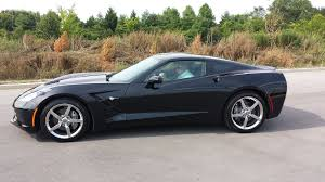 2014 corvette for sale sold 2014 chevrolet corvette stingray 2lt black automatic for sale