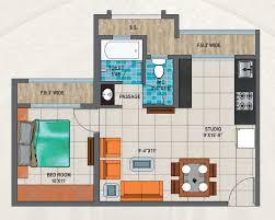 studio apartment available in kharghar arihant clan