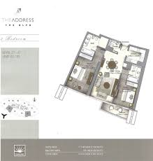 floor plans by address the address boulevard downtown dubai emaar floor plan 1 dubai