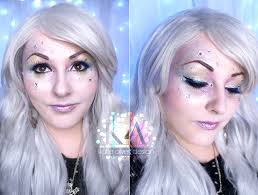 Halloween Makeup Application by Angel Halloween Makeup With Tutorial By Katiealves On Deviantart