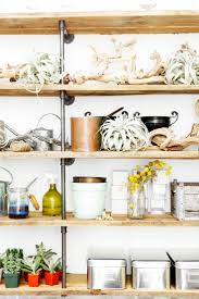 Pipe Shelves Kitchen by 92 Best Shelving Ideas Images On Pinterest Shelving Ideas