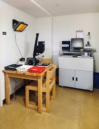 Model Building Desk A Dormitory Laboratory Mit Technology Review