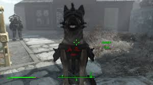 Dogmeat Fallout 3 Location On Map by Wolfenstein Inspired Kampfhund Dogmeat Armor Fallout 4 Mod Download