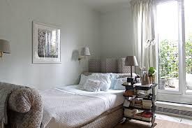 chambre gris perle couleur gris perle pour chambre idées décoration intérieure