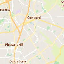 concord california map concord garage sales yard sales estate sales by map concord