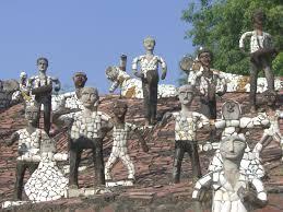 Nek Chand Rock Garden Rock Gardens Yahoo Search Results Rock Gardens Pinterest