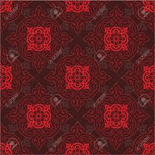 seamless oriental tile background wallpaper pattern texture