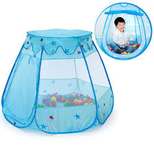 amazon com anyshock folding ball pit play tents indoor and