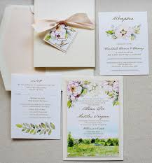 a peek into the studio peony wedding invitations momental