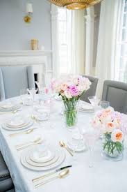 117 best pink tablesettings images on pinterest fashionable