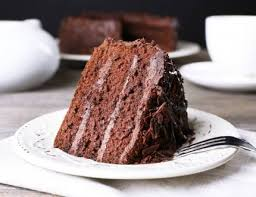 research finds that eating chocolate cake for breakfast is good