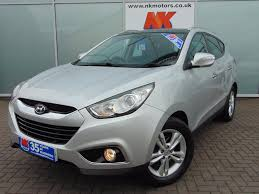 used hyundai ix35 premium for sale motors co uk