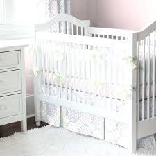 Gray And White Crib Bedding Grey And White Baby Bedding Euprera2009
