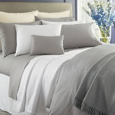 bedroom rowyn sferra bedding with canopy bed and side table for