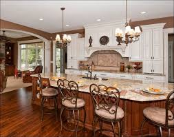 Big Kitchen Islands Kitchen Island With Bar Seating Curved Kitchen Islands With