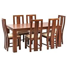 Six Seater Dining Table And Chairs Dining Room Marvellous Wooden Dining Set Wooden Dining Set 6