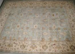 Ebay Pottery Barn Rug Pottery Barn Porcelain Blue Malika Persian Style Tufted Wool 8x10