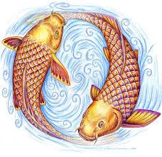 Pisces Home Decor Pisces Fish Yin Yang Mandala
