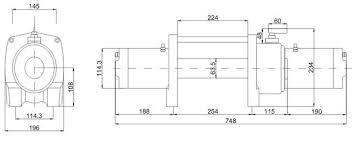 sherpa 4x4 dual motor cable 4wd u0026 truck winch u2013 scintex