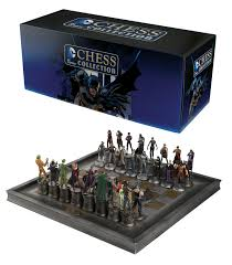 Cool Chess Boards by The Dark Knight Gives Us The Coolest Way To Play Chess