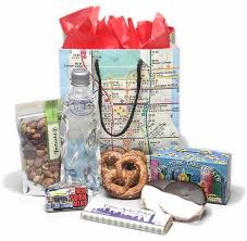 wedding gift nyc out of towners new york welcome bag via chelsea baskets gifts i