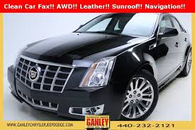 used 2012 cadillac cts used 2012 cadillac cts premium for sale in bedford oh