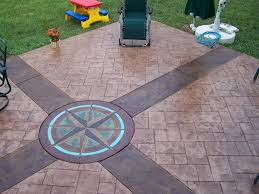 Stamped Concrete Patios Pictures by Deck Compass Stamped Concrete Jpeg Showcase Concrete Design Center