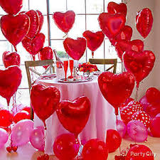 valentines day baloons balloons foil mylar s day balloons 18