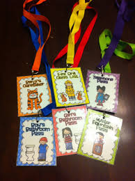 bathroom pass ideas grade garden pass freebies and where are we mini
