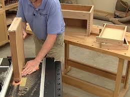 how to use a router table why use drop cuts at the router table woodworking blog videos
