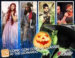 comic con cosplay classes u2013 salt lake comic con september 21 23 2017