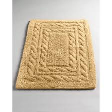 Cotton Bath Rugs Reversible Lauren Ralph Lauren Greenwich Cotton Bath Rug 17 X 24 Polyvore