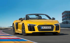 audi r8 wallpaper blue 2017 audi r8 sports car yellow india wallpaper wallpapersbyte