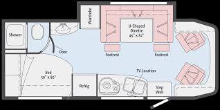 Jayco Seneca Floor Plans Winnebago View Profile Class C Rv Dealer