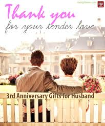 3rd anniversary gift ideas for him 3rd wedding anniversary gift ideas for him s gift ideas