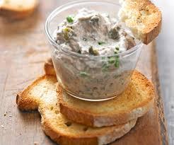 cuisine recettes entrée avec astuce de cyril lignac rillettes de sardine aux câpres