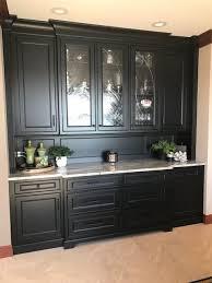 modern black kitchen cabinets 8 alternatives to white kitchens e w kitchens