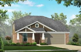 Southland Floor Plan by New Home Floorplan Southland In Celina Tx 75009