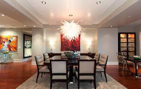Lighting For Sloped Ceilings by Dining Room Gratifying Dining Room Lighting For Vaulted Ceilings