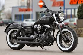 custom harley davidson street bob thunder bike customs jpg