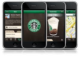 starbucks app android new starbucks app now available for iphone and android the source