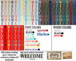 Outdoor Decorative Signs Wood Signs Wooden Signs Outdoor Decor Outdoor Wood Signs