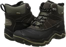 amazon com keen men u0027s durand polar shell boot hiking shoes