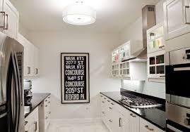 galley kitchen light fixtures galley kitchen design ideas that excel galley kitchen design