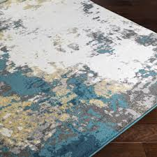 Blue Grey Area Rugs Blue And Yellow Area Rugs Quaqua Me