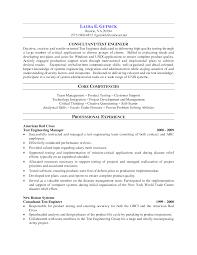 Sample Resume For 3 Years Experience In Manual Testing Sle Etl Testing Resume 28 Images Sle Of Resume For Doc Etl Bi